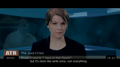 What Will Happen to World Without JAVA…???